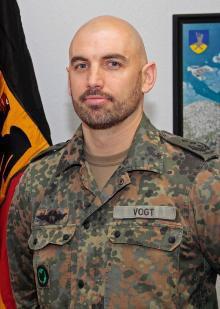 Oberst Marc Vogt
